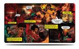Ultra Pro Dead Wake Comic Panels Gaming Playmat